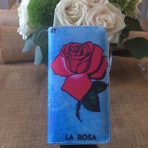 La Loteria wallet La Rosa
